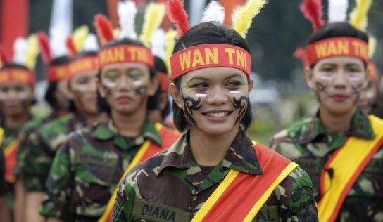 Indonesia halts 'two-finger' virginity tests on female military recruits