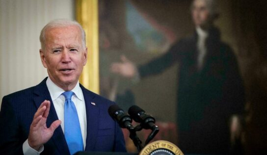 Biden: Delaying Our Forces' Withdrawal from Afghanistan Endangers Them