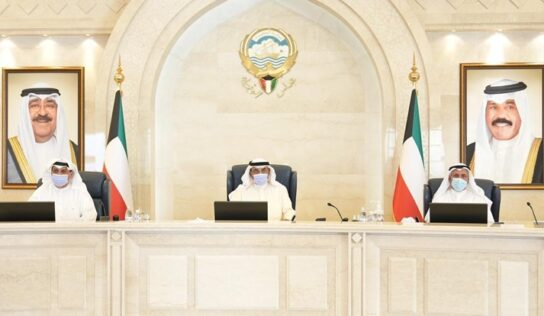 Kuwaiti Cabinet to Cut Expenditures