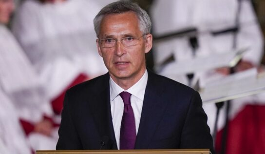 Situation in Afghanistan Is Serious, Says NATO Chief