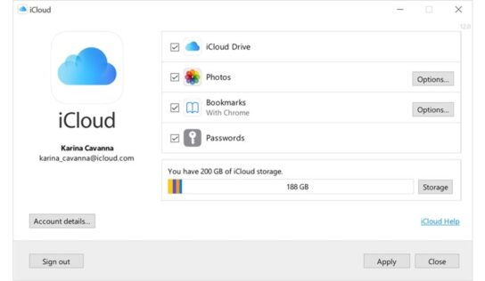 iCloud Passwords Can Now Be Managed By Windows Users