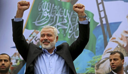 Hamas leader says recent anti-Israel military op proved al-Quds pivot of struggle against Zionist enemy