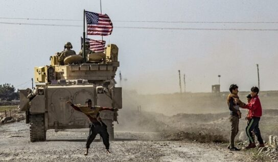 US Forces Smuggle Dozens of Oil Tankers out of Syria