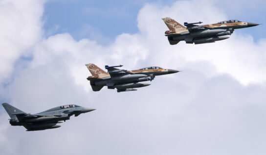 Israel attacks Syria putting passenger planes in peril