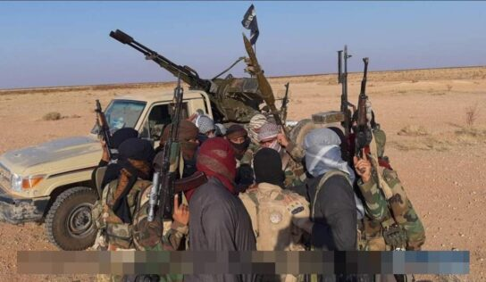 ISIS Cells Carried Out new Attacks In Central Syria , Casualties Reported
