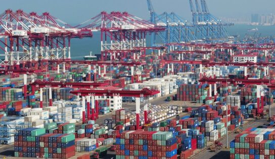 China's Trade Booms in July