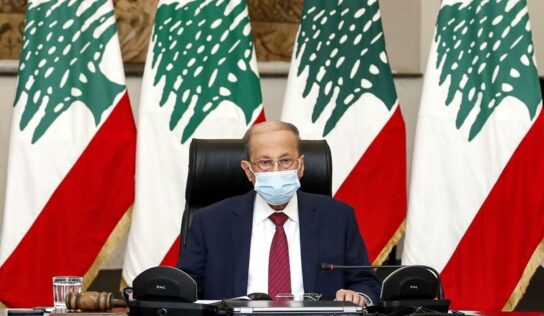 Lebanon Days Away from Government, Says President