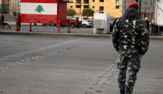 Lebanese army detains 2 men after deadly funeral attack