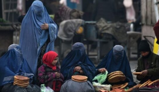 WFP: 14 Million Afghans 'March towards Starvation'