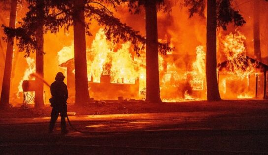 Five People Missing in California Dixie Fire