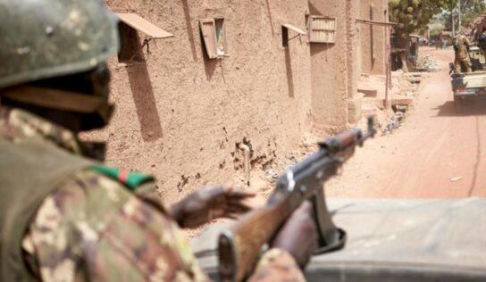 Gunmen in Niger Kill 16 people