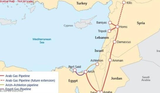 Electricity for Syria and Lebanon depends on the US