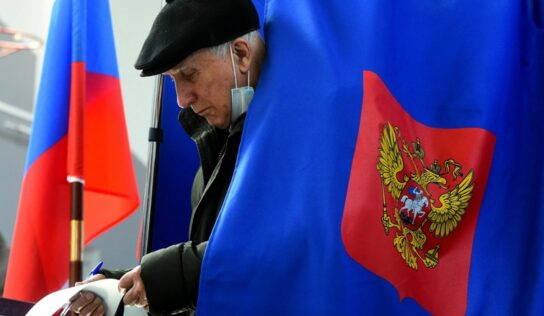Preliminary Results: Russia's Ruling Party Wins Parliamentary Elections