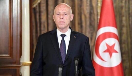 Tunisian President Saied Assumes Legislative, Executive Powers