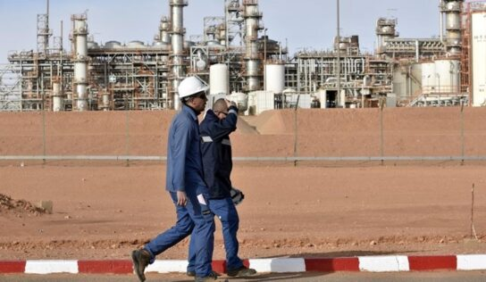Algerian Exports Reach Historic High