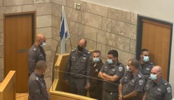 IOF Holds Court Session to Extend Detention of the 4 Gilboa Prisoners