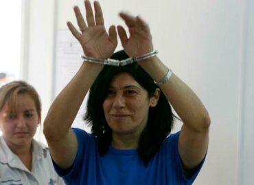 Palestinian Prisoner Khalida Jarrar to Freedom