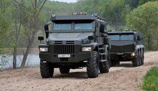 Russia Sends Military Equipment to Tajikistan