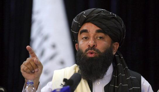 Taliban Unveils New Government