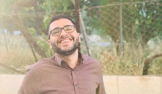Palestinian Prisoner Miqdad al-Qawasma In Critical Condition After 65 Days of Hunger Strike