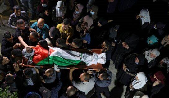 Israeli Occupation Martyrs 4 Palestinians After West Bank Raid