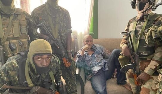Guinea: Special Forces Have Arrested the President