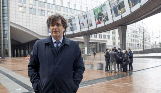 Catalonia Separatist Leader Arrested