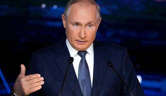 US Withdrawal from Afghanistan Led to New Crisis, Says Putin