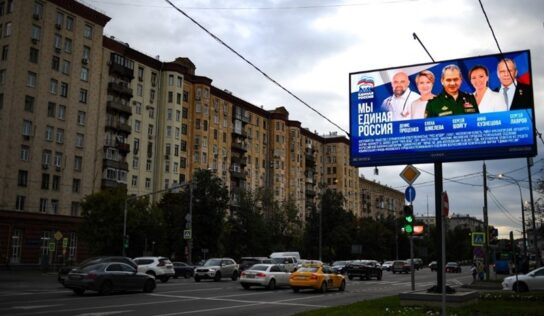 1 Million+ E-Voted in Russian State Duma Elections