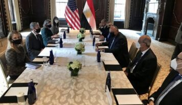 Blinken Discusses Bilateral Relations and the Renaissance Dam with Shoukry