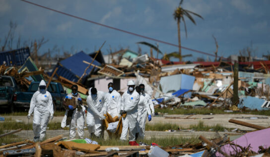 Over 2 million people killed in weather disasters in past 50 years, UN agency says, warning of more cataclysms