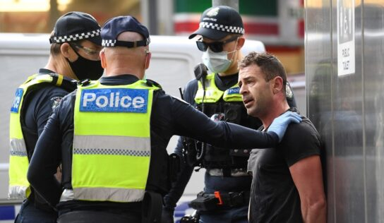 Victoria premier extends statewide lockdown, again, as Aussie police granted power to covertly HACK citizens' phones & alter data