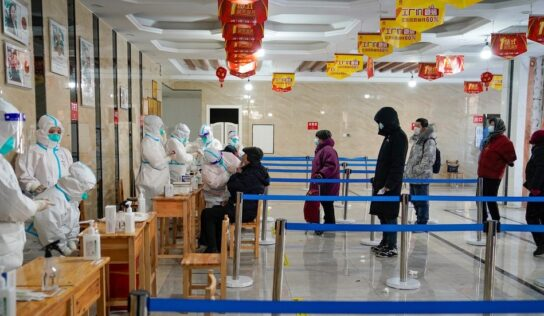 China's Harbin shuts down spas and entertainment venues, orders people not to leave city after reporting one Covid case