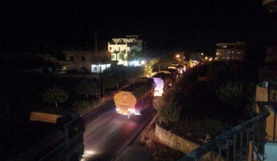 Second Batch of Diesel Tankers Arrives In Lebanon