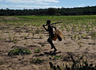 First Climate Change-Induced Famine in Madagascar