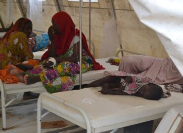 Cholera Outbreak Kills over 2,300 in Nigeria