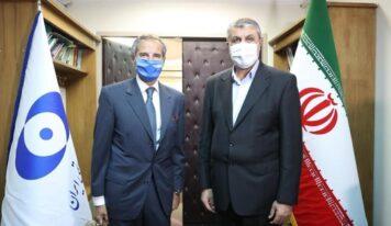 """Eslami: Talks with IAEA """"Good, Constructive"""""""