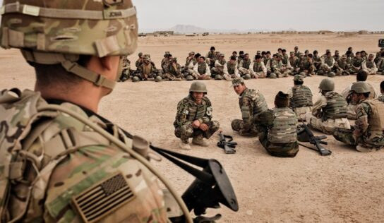 Defense One Publishes Details of Afghanistan War Costs