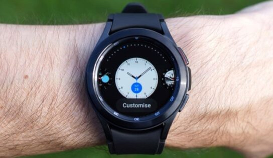 Google's Samsung Galaxy Watch 4