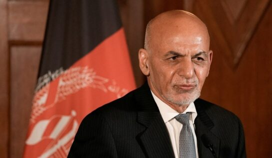 Ghani Apologizes to the Afghan People for His Failure