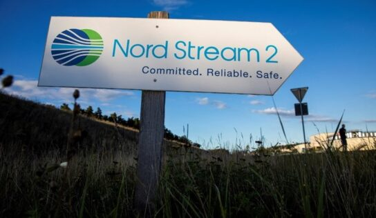"""Nord Stream 2 Pipeline Construction """"Fully Completed"""""""