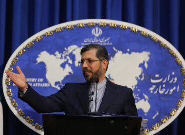 Khatibzadeh: Progress in Talks with Saudi Arabia
