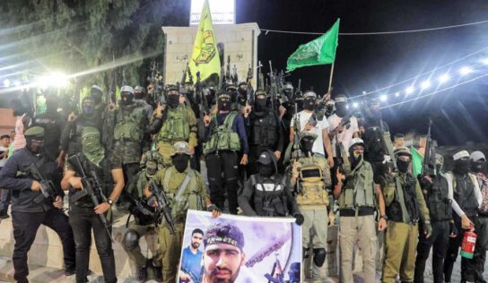 Jenin now a center of Palestinian resistance against Israel