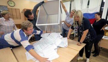 United Russia Tops Preliminary Legislative Election Results
