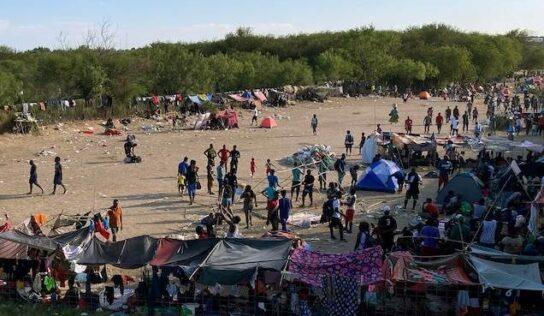 Haitian Migrants Leave US-Mexico Border