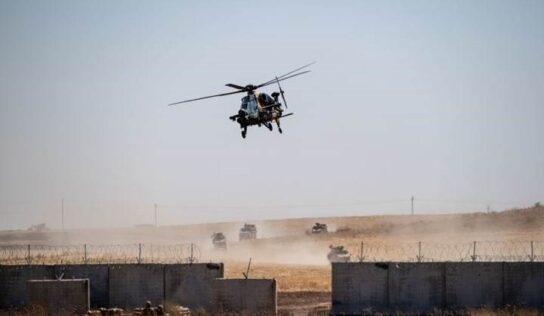 3 Killed in Deir Ezzor Countryside during US air Landing
