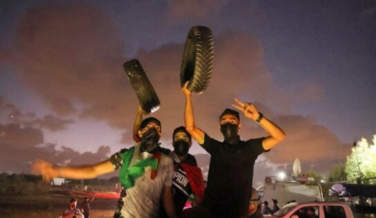 Night Confusion Activities Continue in West Bank