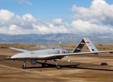 Morocco Receives First Batch of Turkish Combat Drones