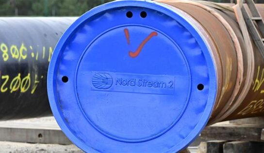 US reassures allies over Nord Stream 2 but says it's a 'reality'