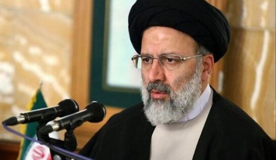 Raisi: The Absence of an Inclusive Afghan Government Risks Europe's Security